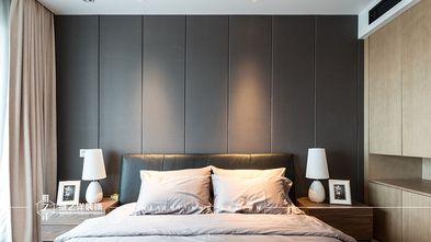 豪华型140平米三室两厅北欧风格卧室装修案例