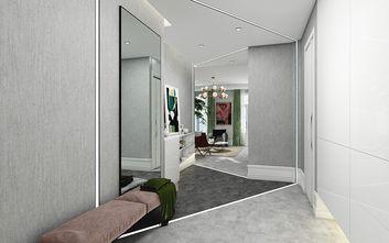 140平米三室一厅北欧风格衣帽间欣赏图