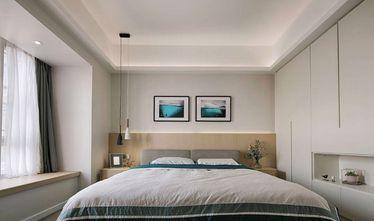120平米三宜家风格卧室设计图