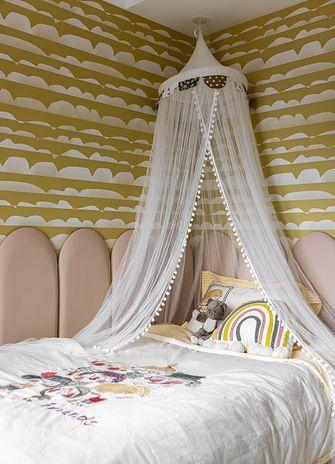60平米三室两厅法式风格儿童房图