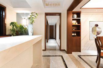 140平米四室三厅中式风格走廊图片