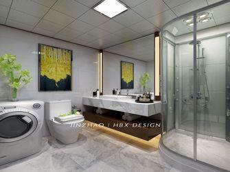 130平米三室两厅中式风格卫生间装修图片大全