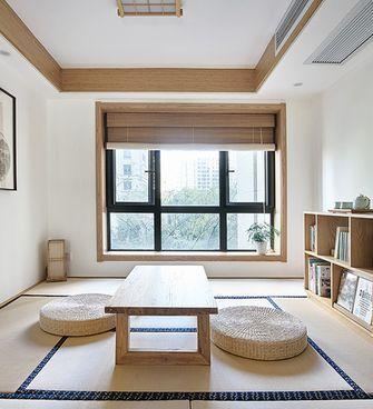 110平米日式风格书房图片