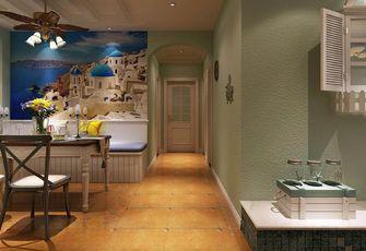 100平米地中海风格走廊欣赏图