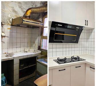 60平米现代简约风格厨房装修图片大全