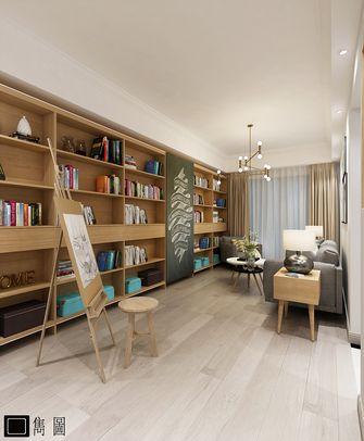 60平米一室一厅北欧风格客厅设计图