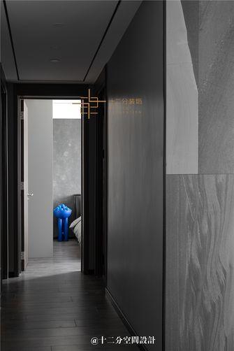 80平米三室两厅现代简约风格走廊效果图