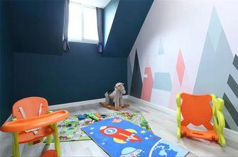 140平米别墅美式风格儿童房图