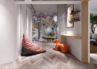140平米三室一厅北欧风格儿童房装修案例