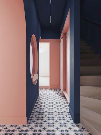 70平米混搭风格楼梯间装修效果图