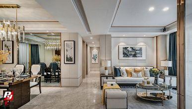 130平米三新古典风格客厅欣赏图