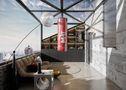 140平米复式其他风格阳台欣赏图