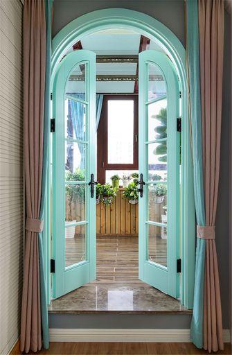 经济型110平米三室两厅现代简约风格阳光房装修案例