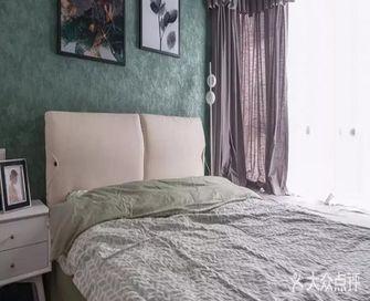 混搭风格卧室效果图