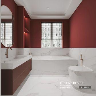 110平米三室两厅法式风格卫生间装修案例