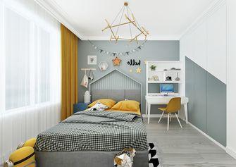 110平米现代简约风格儿童房图片大全