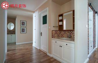 110平米三室两厅田园风格走廊效果图