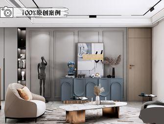 经济型120平米三室一厅混搭风格客厅装修效果图