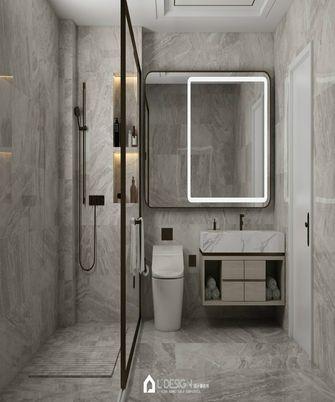140平米三室五厅法式风格卫生间欣赏图