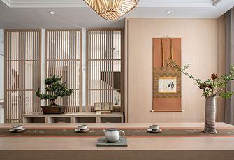 140平米四室两厅日式风格书房装修图片大全