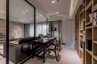 120平米三室两厅其他风格书房设计图