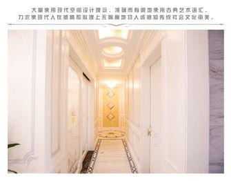 20万以上140平米四室三厅法式风格走廊图片大全