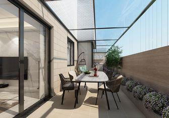 90平米中式风格阳光房图片