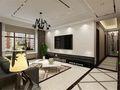 3万以下130平米四室两厅东南亚风格客厅图