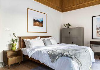 140平米四室四厅东南亚风格卧室欣赏图
