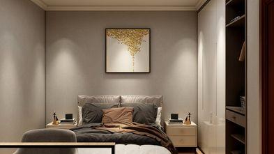 100平米三室一厅中式风格卧室图片大全