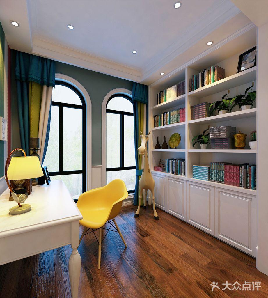 5-10万140平米四室两厅美式风格储藏室装修效果图
