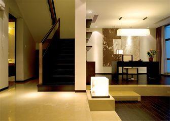 20万以上140平米别墅中式风格楼梯效果图
