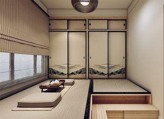 130平米三室两厅日式风格儿童房图片大全
