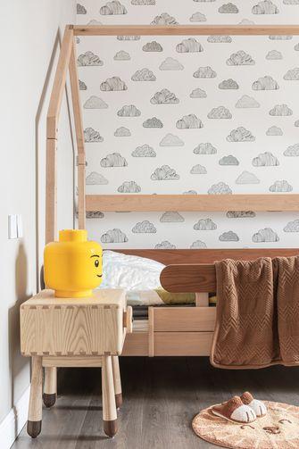 140平米四室两厅法式风格儿童房装修案例