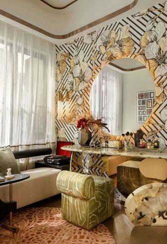 120平米三室两厅混搭风格梳妆台装修效果图