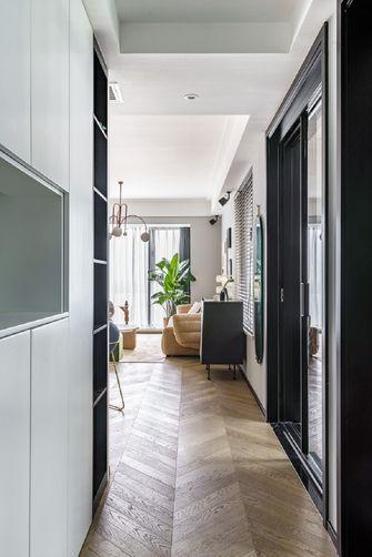 100平米公寓北欧风格走廊设计图