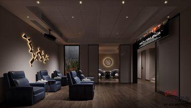 140平米现代简约风格影音室效果图