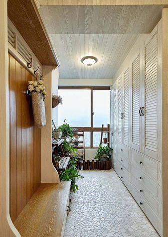 110平米三室一厅地中海风格走廊效果图