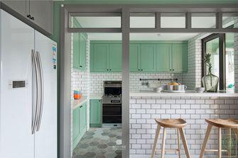 10-15万120平米三室两厅地中海风格厨房欣赏图