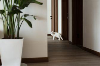 90平米三室两厅日式风格餐厅欣赏图