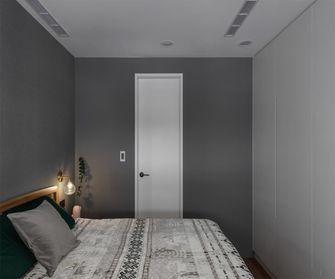 110平米三室三厅北欧风格卧室图