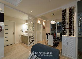 富裕型70平米混搭风格走廊装修案例