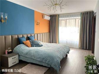 现代简约风格卧室欣赏图