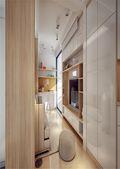 90平米美式风格储藏室图片