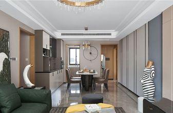 130平米三室两厅其他风格餐厅图