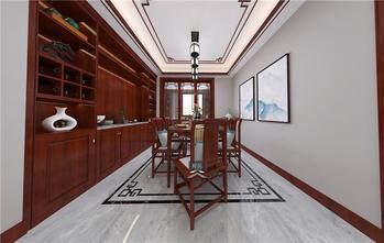 140平米四室四厅中式风格餐厅图片大全