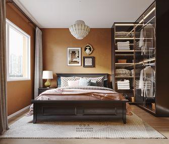 50平米公寓混搭风格卧室图片大全