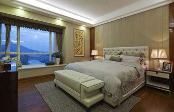 80平米新古典风格卧室图