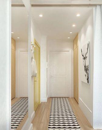 50平米一室一厅欧式风格玄关装修案例