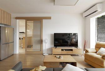 70平米一居室北欧风格客厅装修案例